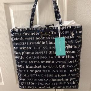 Kate Spade Bon Shopper Daycation Diaper Bag
